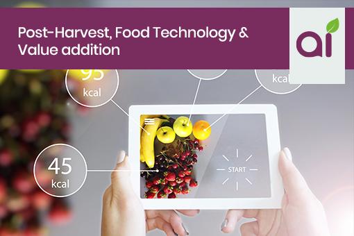 4 Post Harvest Food Technology